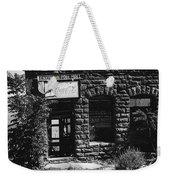 American Pool Hall Facade Version 1 Ghost Town Jerome Arizona 1968 Weekender Tote Bag