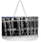 An Icy Challenger Weekender Tote Bag