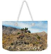 Andreas Canyon Dreams Weekender Tote Bag