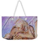 Angel In Love Weekender Tote Bag