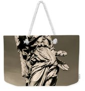 Angel Statue Weekender Tote Bag