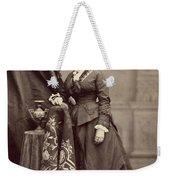 Ann Eliza Young (1844-1925) Weekender Tote Bag