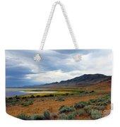 Antelope Island Weekender Tote Bag