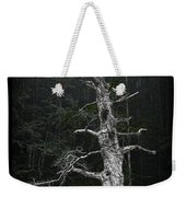 Anthropomorphic Tree Weekender Tote Bag