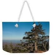 Appalachian Mountains From Mount Mitchell  Weekender Tote Bag