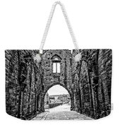 Arbroath Abbey Weekender Tote Bag