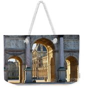 Arc De Triomphe Du Carrousel Weekender Tote Bag