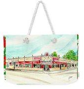 Arcade Restaurant Memphis Weekender Tote Bag