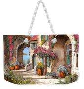 Archi E Fiori Weekender Tote Bag