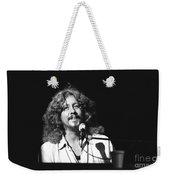 Arlo Guthrie Weekender Tote Bag