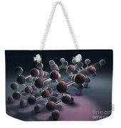 Arsenic Molecular Structure Weekender Tote Bag