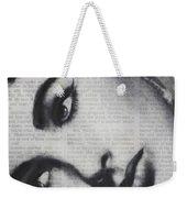 Art In The News 15-elizabeth Weekender Tote Bag