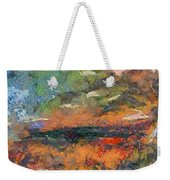 At Dawn Weekender Tote Bag