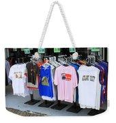 Atlantic City New Jersey - Boardwalk Weekender Tote Bag
