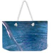 Australia - Weaving Thread Of Water Weekender Tote Bag