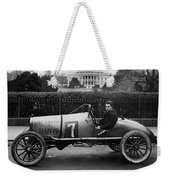 Automobiles Racing Weekender Tote Bag