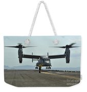 Aviation Boatswains Mate Signals An Weekender Tote Bag