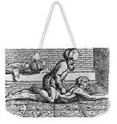 Avicenna (980-1037) Weekender Tote Bag