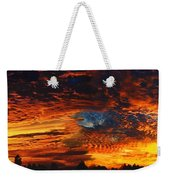 Awe Inspiring Sunset Weekender Tote Bag
