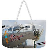 B17 Flying Fortress Weekender Tote Bag