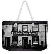 Bakewell  Pudding Factory In The Peak District - England Weekender Tote Bag