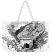 Baltimore & Ohio Railroad Weekender Tote Bag
