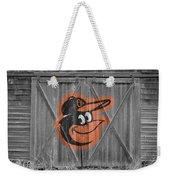 Baltimore Orioles Weekender Tote Bag