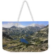 Banderishki Lakes Pirin National Park Bulgaria Weekender Tote Bag