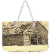 Barn Weekender Tote Bag