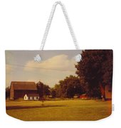 Barns And Landscape Weekender Tote Bag