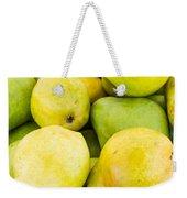 Bartlett Pears Weekender Tote Bag