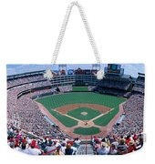 Baseball Stadium, Texas Rangers V Weekender Tote Bag