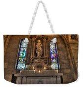 Basilica Of Saint Mary Weekender Tote Bag