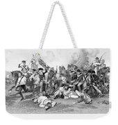 Battle Of Camden, 1780 Weekender Tote Bag