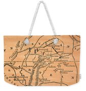 Battle Of Gettysburg, 1863 Weekender Tote Bag