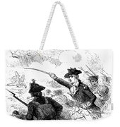 Battle Of Stony Point, 1779 Weekender Tote Bag by Granger