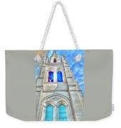 Beautiful Church Weekender Tote Bag