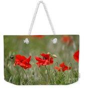 Beautiful Poppies 1 Weekender Tote Bag