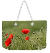 Beautiful Poppies 4 Weekender Tote Bag