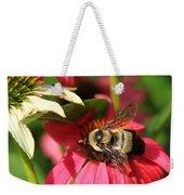 Bee Nice Weekender Tote Bag