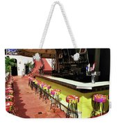 Before The Rush - South Beach Weekender Tote Bag