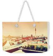 Berlin Germany View On Major Landmarks Weekender Tote Bag
