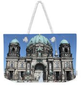 Berliner Dom Weekender Tote Bag