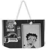 Betty Boop 2 Weekender Tote Bag