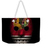 Blackhawks Jersey Mask Weekender Tote Bag