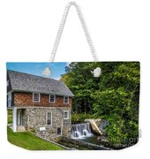 Blow Me Down Mill Cornish New Hampshire Weekender Tote Bag