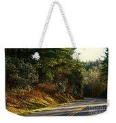 Blue Ridge Parkway Weekender Tote Bag