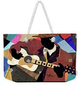 Blues Boy Weekender Tote Bag