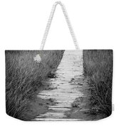 Boardwalk Through The Dunes Weekender Tote Bag