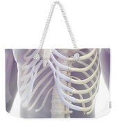 Bones Of The Torso Weekender Tote Bag